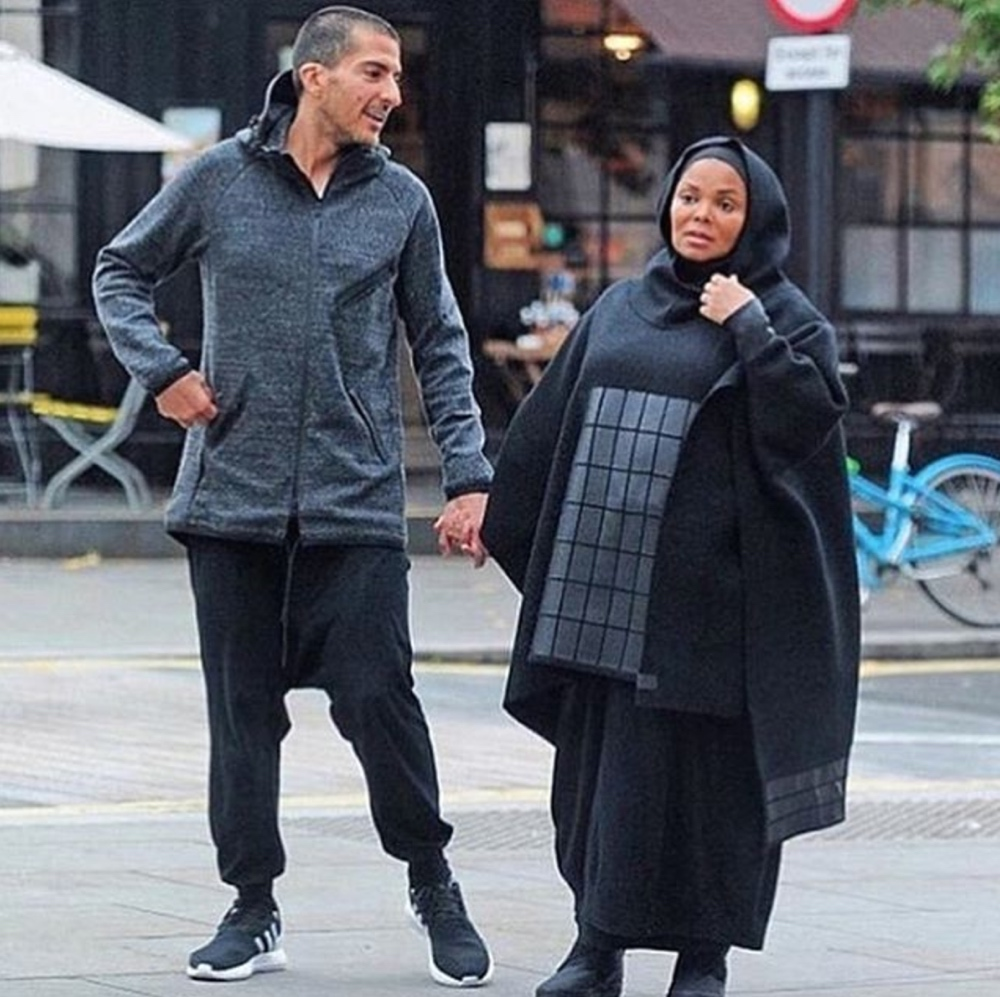 e1d2edee7fb9 Following the announcement of Janet Jackson's split from her husband,  Wissam Al Mana, just weeks after welcoming their first child together, it  was claimed ...