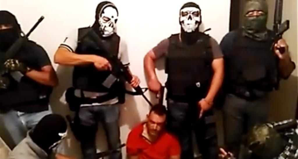 """""""El Ondeado"""" habla de la alianza Zetas/CDG para exterminar al Cartel del Noroeste"""