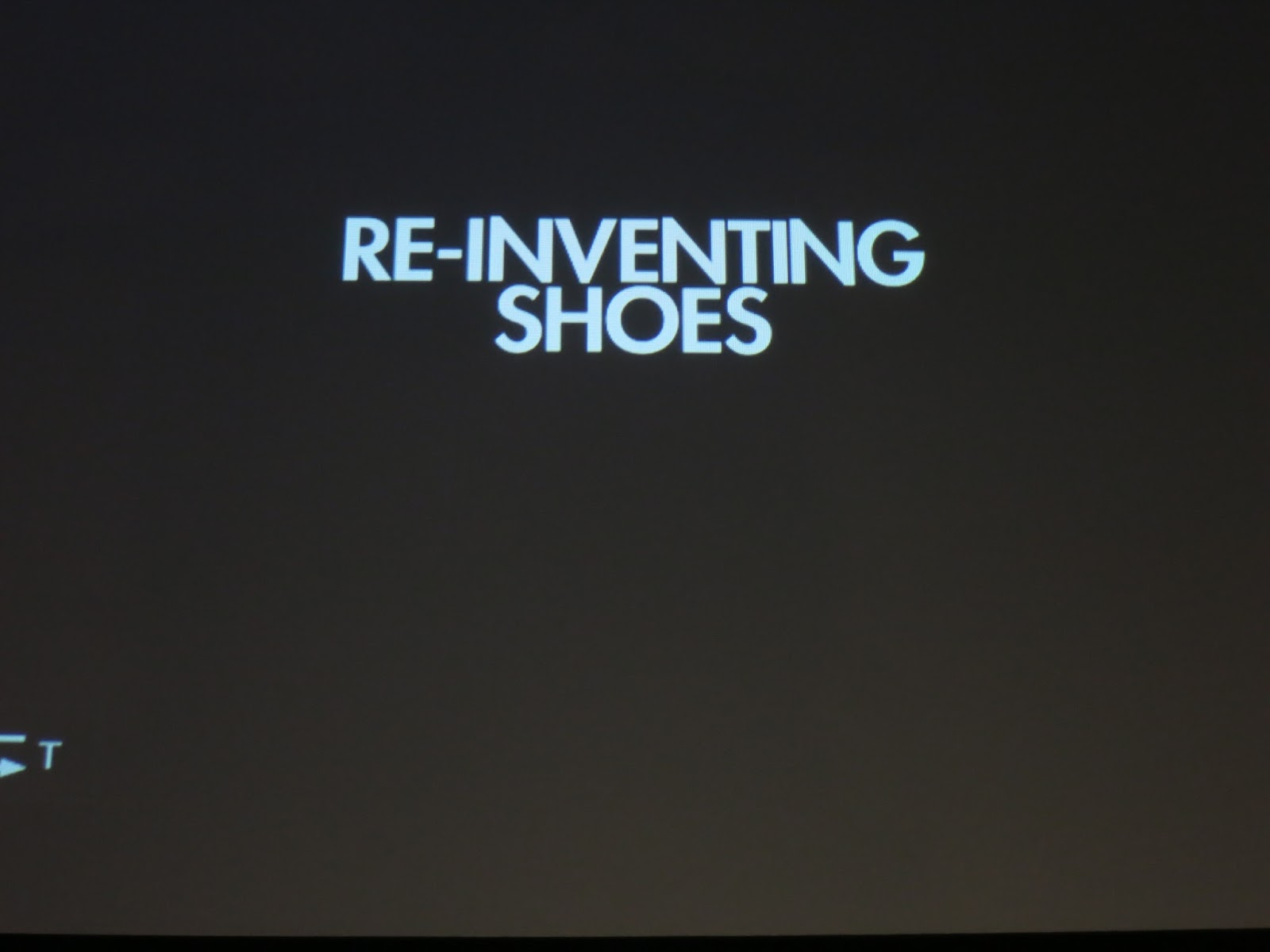 united nude + 3D systems present re-inventing shoes during