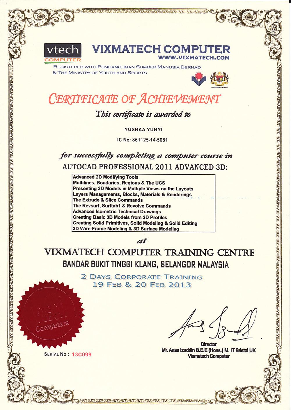 Interior Design Certificate Program Online