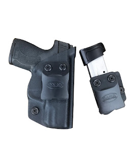 Concealed Carry Package, iwb holster, inside the waistband holster, iwb mag carrier