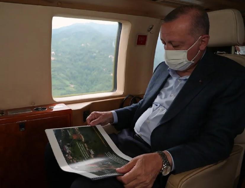 Ο Ερντογάν προκαλεί την τύχη του