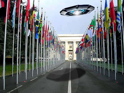 United Nations Interest In UFOs Revealed in WikiLeaks Documents