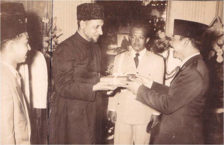 Ahmadiyah dan Pancasila : Dua Hal yang Beriringan