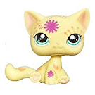 Littlest Pet Shop Postcard Pets Cat (#1231) Pet