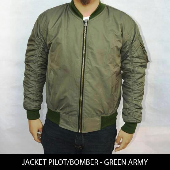 Model Jaket bomber Jokowi