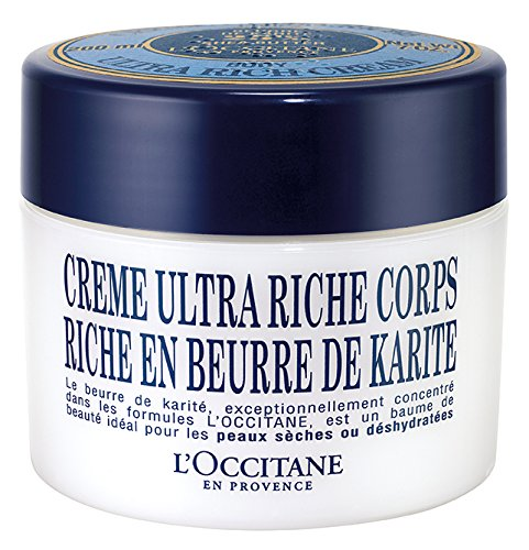 L'Occitane Shea Butter- The Ultra Rich Body Cream for Dry Skin