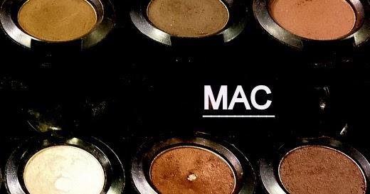 Weekend Ramblings Mac Eyeshadows Swatches Part Ii