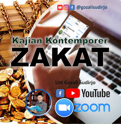 10 Video Lengkap di channel YouTube Fiqih Zakat Kontemporer