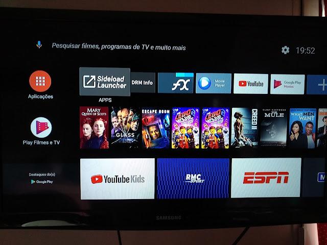 A versão Android TV do Android 11 já está disponível para developers