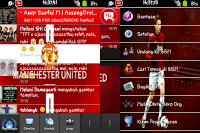 BBM MOD Manchester United for Gingerbread