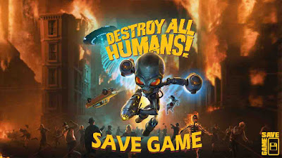 destroy all humans pc save game