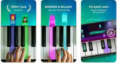 Aplikasi Piano Terbaik - Piano Nyata