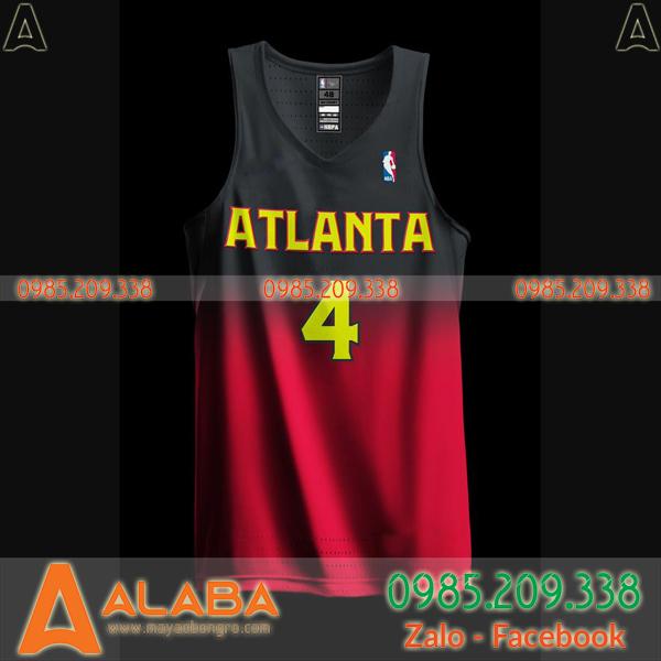 Áo bóng rổ tự thiết kế độc