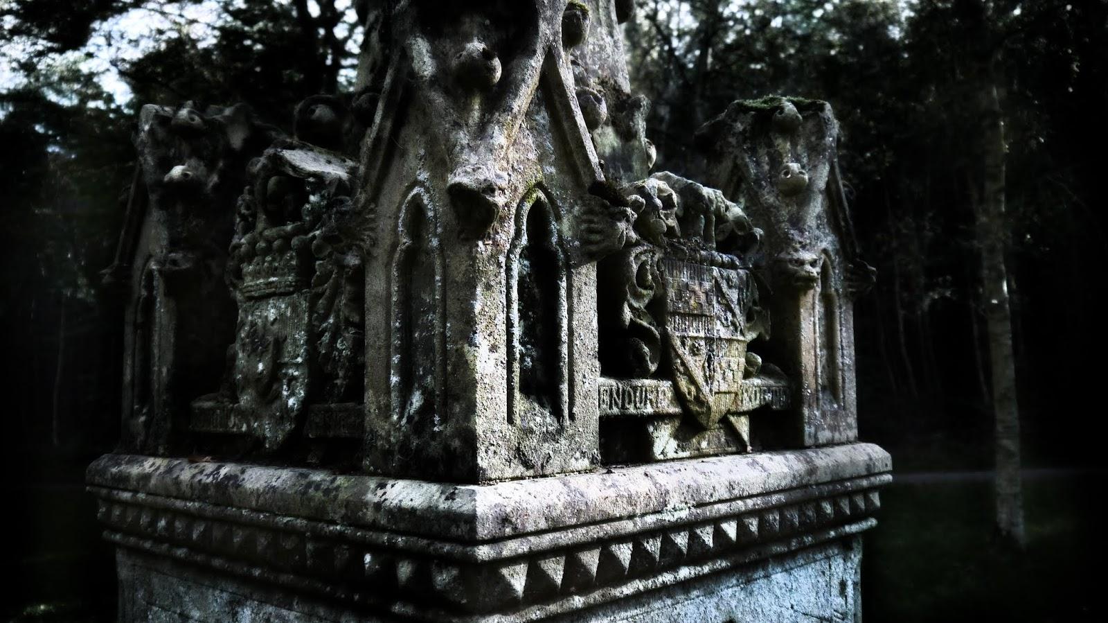 Crawford Priory Sundial
