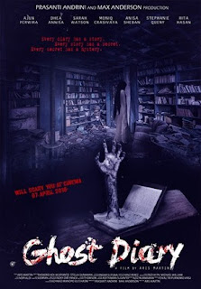 Download Ghost Diary (2016) DVDRip 720p Full Movie