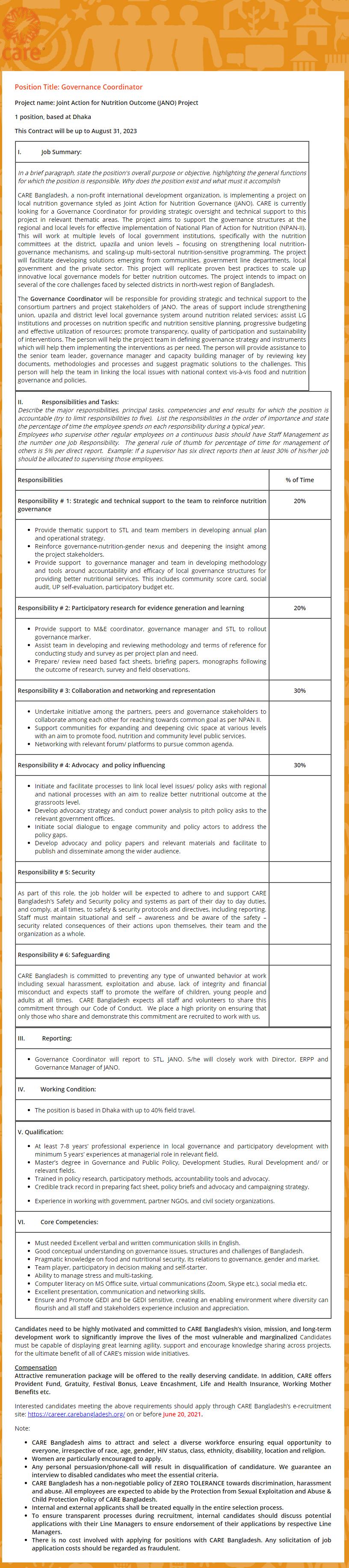 সকল এনজিও চাকরির খবর ২০২১ - All NGO Job Circular 2021 - NGO Job Circular 2021 Bangladesh