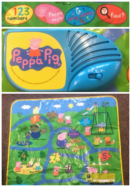 Peppa Pig Interactive Playmat