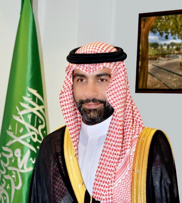 أمر ملكي بتعيين فهد الرشيد رئيساً تنفيذيّاً للهيئة الملكية لمدينة الرياض