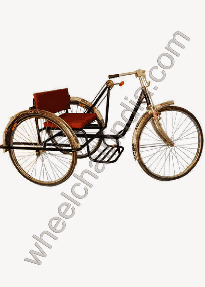 Tricycle Regular Single Hand Drive