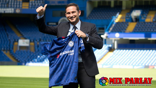 """Frank Lampard """"Merasa Baik""""Ketika Dia Memasuki Perannya Di Chelsea"""