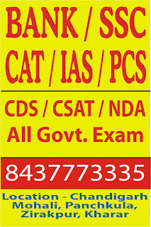 Railway Exam Coaching in Mohali