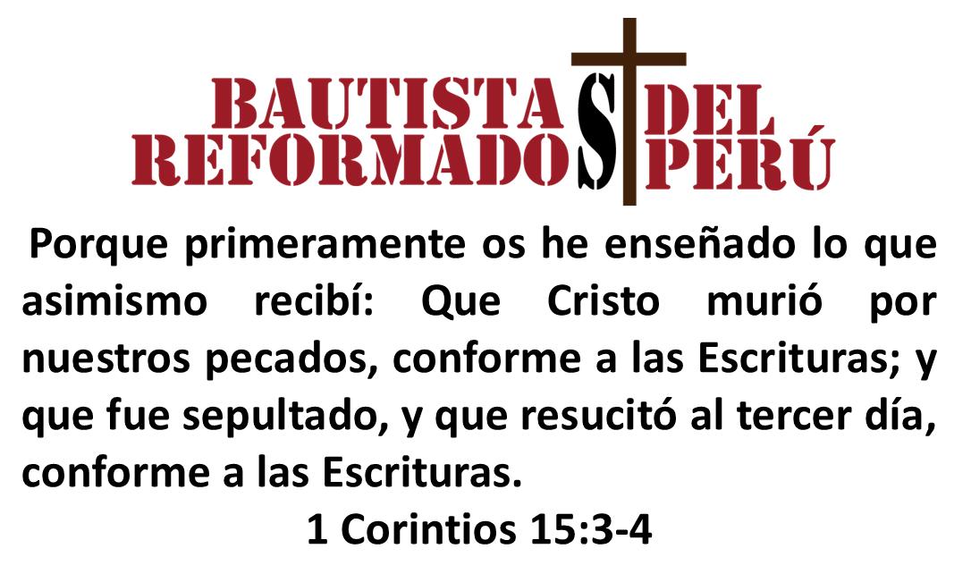 Cristo murió por nosotros y resucitó (1 Corintios 15:3-4) – Miguel Rodriguez