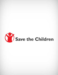 save the children vector logo, save the children logo, save the children, ngo, donation, help found