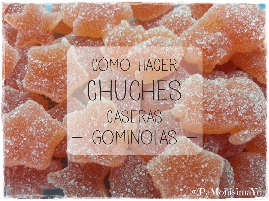 como hacer chucherias gominolas @pamonisimayo