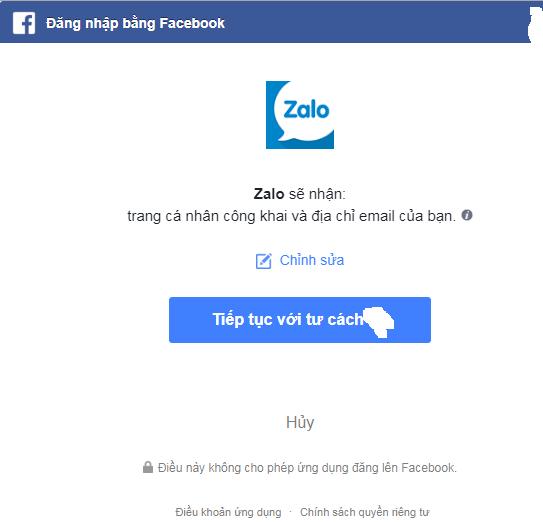 Tải Zalo cho PC và máy Tính bảng Android miễn phí b