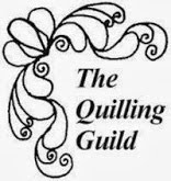 A Member Of The Quilling Guild