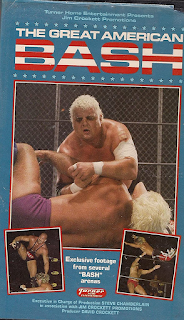 NWA Great American Bash 1986 (Greensboro, July 26th) - VHS cover