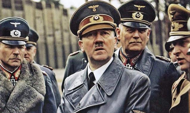 "Soldado que foi ""escolhido"" por Hitler é levado a Jesus através de evangelista"