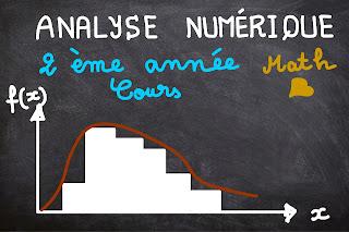 analyse numérique 2ème année math pdf