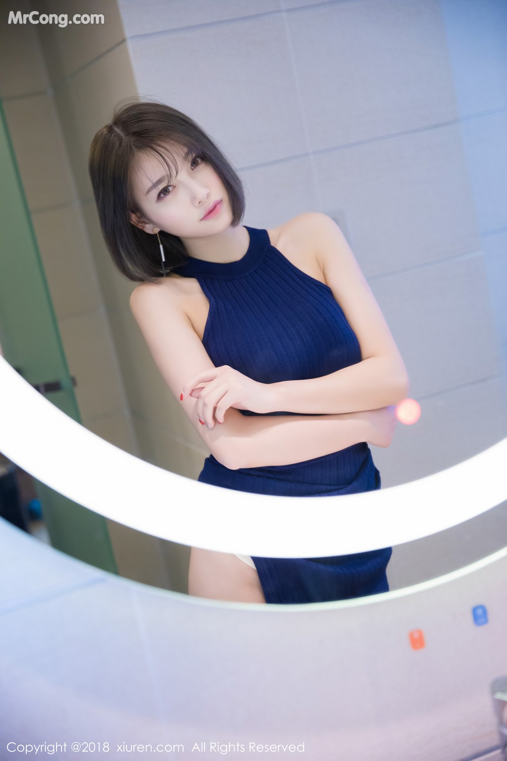 Image XIUREN-No.919-Yang-Chen-Chen-sugar-MrCong.com-013 in post XIUREN No.919: Người mẫu Yang Chen Chen (杨晨晨sugar) (55 ảnh)