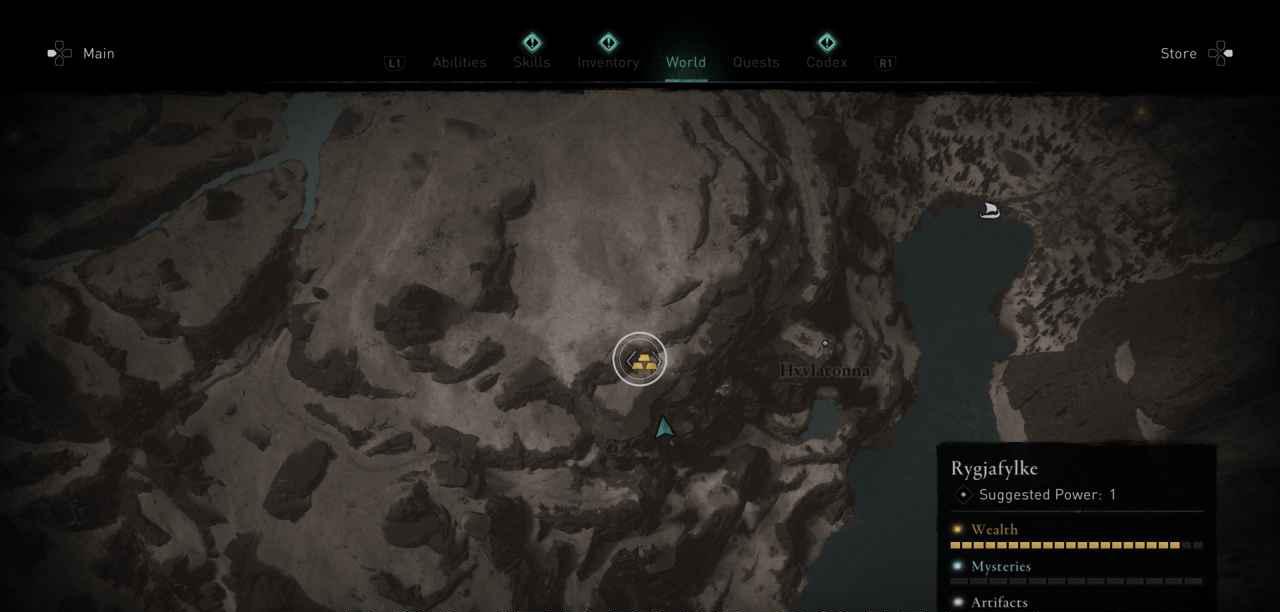 Ingot 14 Map 1
