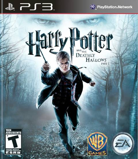 Harry Potter and the Deathly Hallows Part 1 - Download game