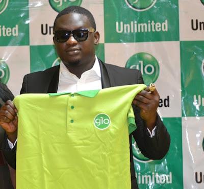 Glo drops their ambassadors including Sammie Okposo, Wande Coal, Burna Boy