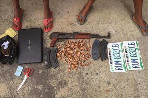 All-Female Armed Robbery, Kidnapping Gang Nabbed By Rivers Police