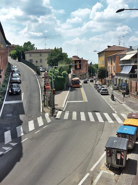 spacer na San Luca