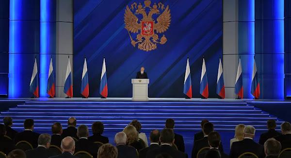 Poutine conseille aux autres pays de ne pas «franchir la ligne rouge» avec la Russie