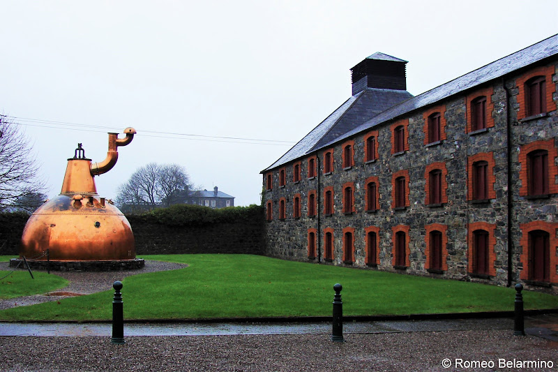 Jameson Experience Things to See in Ireland Road Trip Itinerary
