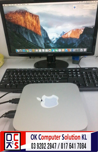 [SOLVED] MAC MINI A1347 ROSAK AUTO RESTART | REPAIR MAC CHERAS 4