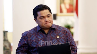 Presiden Diminta Segera Copot Erick Thohir dari Menteri BUMN, Ternyata Ini Penyebabnya