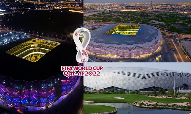 Qatar 2022 confirms completion of third stadium for FIFA World Cup