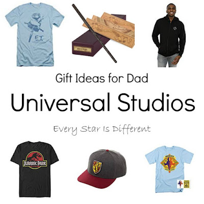 Gift Ideas for Dad-Universal Studios