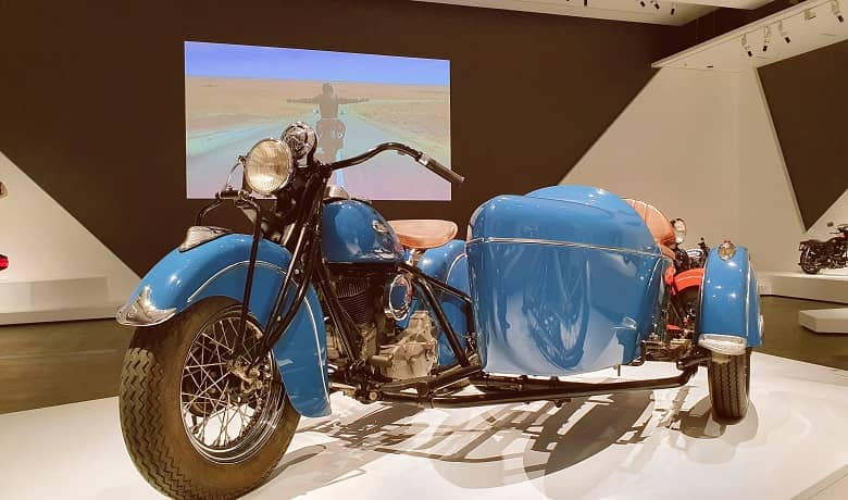 1940 Indian Chief outfit
