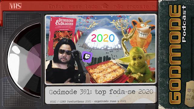GODMODE 391 - FOD@-SE 2020!