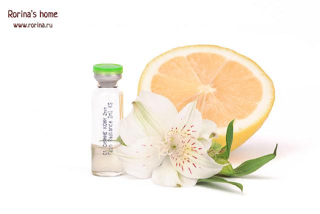 «C1 Сияние кожи» Teana Laboratories: отзывы