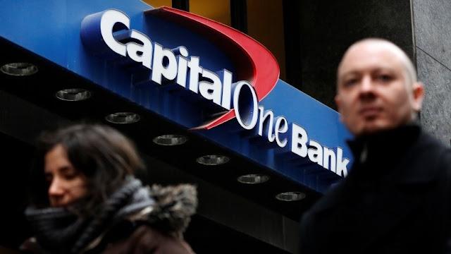 Roban datos personales de más de 100 millones de clientes de la compañía bancaria Capital One en EE.UU.